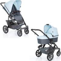 Carrinho De Bebê Salsa 4 Abc Design + Moisés Ice (Edição Limitada) - 61363