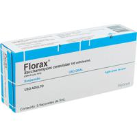 Florax Hebron 5 Flaconetes