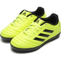 Chuteira Adidas Performance Copa 19 3 Tf Jr Amarelo