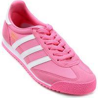 Tênis Adidas Dragon Og J Infantil - Masculino-Rosa