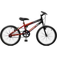 Bicicleta Aro 20 Ciclone Master Bike Sem Marchas - Masculino
