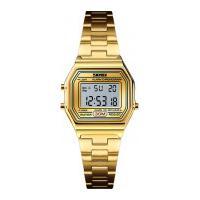 Relógio Skmei Feminino -1415- Dourado