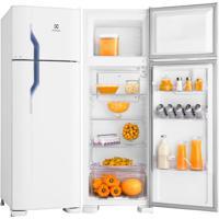 Geladeira / Refrigerador Electrolux 260 Litros Defrost 2 Portas Classe A Dc35A