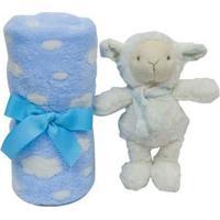 Gift Ovelhinha Do Sonho - Azul - Buba