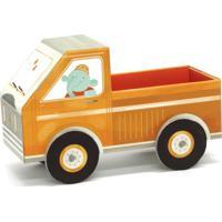 Carrinho De Montar Caminhão