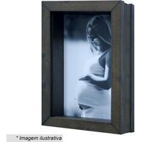 Porta Retrato- Marrom Escuro- Tamanho Da Foto: 15X21Kapos