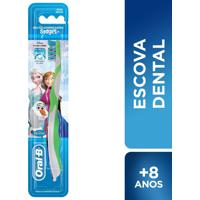 Escova Dental Oral-B Stages 4 Frozen 1 Unidade