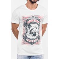 Camiseta The Old Man Barber Shop 103246