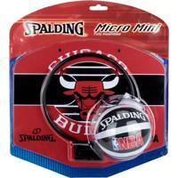 Tabela De Basquete Spalding Nba Chicago Bulls