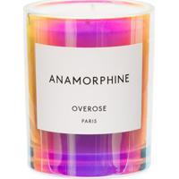 Overose Vela Anamorphine Holo Com Porcelana - Rosa