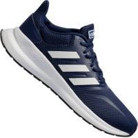 Tênis Infantil Adidas Runfalcon - Azul Esc/Branco