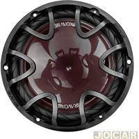 """Subwoofer - Bravox - 10"""", Premiun Plus Bobina, Dupla De 4 Ohms Com 650 Wrms - Cada (Unidade) - P10X S4"""