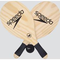 Kit De Frescobol Speedo Popular Madeira