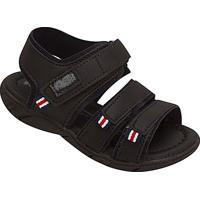 Papete Com Velcro & Tag- Preta & Branca- Kids- Kkiath