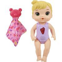 Boneca Baby Alive Coraçáozinho Loira - Hasbro - Tricae