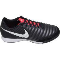 e937cf46732 Tênis Masculino Futsal Legend 7 Academy Nike Preto