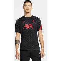 Camisa Nike Liverpool Pré Jogo 2020/21 Masculina