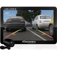 Gps Automotivo Discovery Channel Mtc 3842 4.3 Pol Touch Tv Mp3 Usb Aux 3D Alerta Radar + Câmera Ré