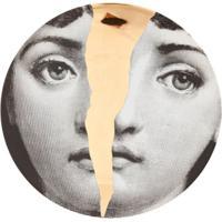 Fornasetti Prato De Porcelana - Preto