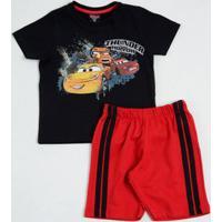 Conjunto Infantil Os Carros Disney