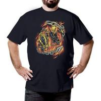 Camiseta Fire Battle
