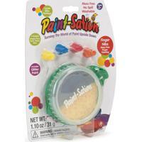 Conjunto De Artes - Play-Doh - Pintura A Dedo Com 4 Carimbos De Dedo - 1 Pote Sortido - Fun