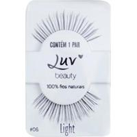 Cílios Postiços Luv Beauty - Luv My Lashes Light Pack Unitário - Unissex-Incolor