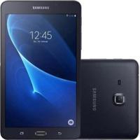 "Tablet Samsung Galaxy Tab A 4G 7.0"" 8Gb Sm-T285 Preto"