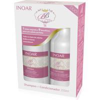 Kit Inoar Bb Cream Shampoo + Condicionador 250 Ml.