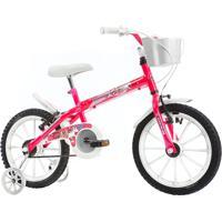 Bicicleta Track Bikes Monny Infantil - Aro 16 - Feminino