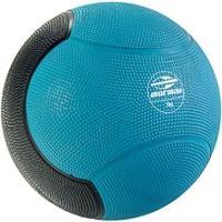 Bola Para Ginástica / Medicine Ball Borracha Mormaii 3 Kg - Unissex