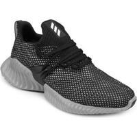 Tênis Adidas Alphabounce Instinct Masculino - Masculino-Preto+Cinza