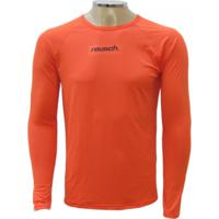 1b89f43a8d Netshoes  Camisa Térmica Reusch Underjersey M L Infantil - Masculino