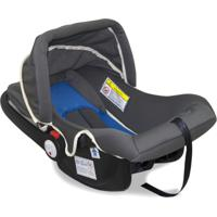 Bebê Conforto 0 A 13 Cadeirinha Inmetro Baby Style Cinza