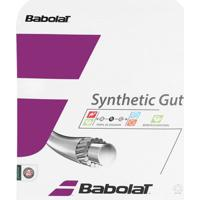 Corda Babolat Synthetic Gut 11,75 Mt - Med. 1,25Mm - Unissex
