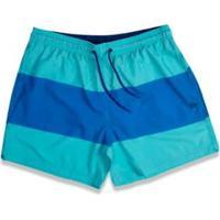 Shorts New Era Branded Masculino - Masculino-Azul+Verde