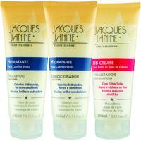 Kit De Shampoo & Condicionador Hidratante + Bb Cream- Jajacques Janine