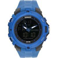 Relógio Speedo 81136G0Evnp2 Azul/Preto