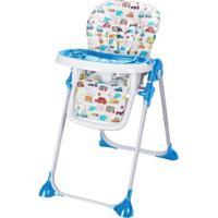 Cadeira Gaya De Alimentação Baby Meal Azul