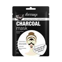 Máscara Negra Charcoal