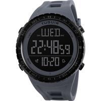 Relógio Tuguir Digital Tg1246 Cinza