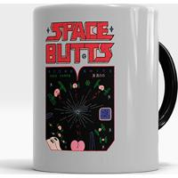 Caneca Space Butts
