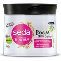 Geleia Capilar Seda Boom 350G