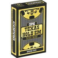 Baralho Poker - Texas Hold'Em - Bridge Size - Copag 98879