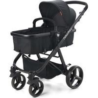 Carrinho De Bebê Hero Do Nascimento Até 15Kg Preto Fisher Price - Bb593 Bb593