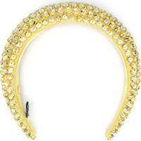 Maryjane Claverol Headband Miami - Amarelo