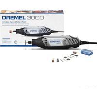 Micro Retífica 127V 130W 3000 Azul Dremel