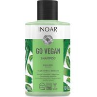 Shampoo Inoar Go Equilibrio Aloe Vera E Babosa 300Ml - Unissex-Incolor