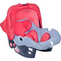 Bebê Conforto AtmospheraGrafite/Vermelho