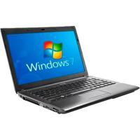 "Notebook Cce Iron 345B - Intel Core I3-2310M - Hd 500Gb - Ram 4Gb - Tela 14"" - Windows 7 Home Basic"